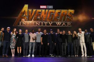 Paul Bettany wraps shooting on 'Avengers: Infinity War'