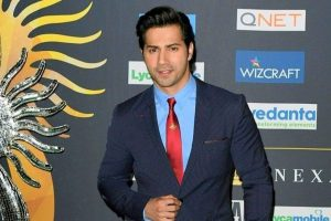Varun Dhawan: I am not working to be better than someone else