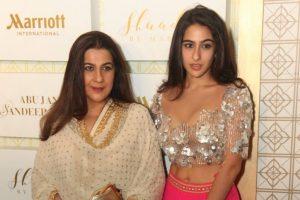'Kedarnath': Sara Ali Khan reminds of young Amrita Singh