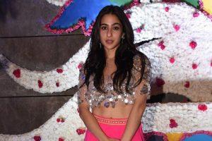 Sara Ali Khan all set to make her big debut in 'Kedarnath'