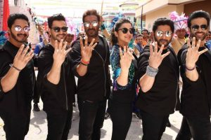 'Golmaal Again' is unstoppable, mints Rs.88 crore