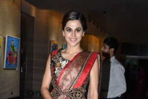 There's nothing a woman can't achieve: Taapsee Pannu