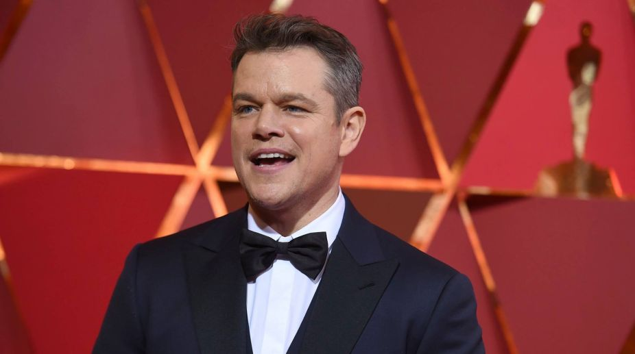 'Jason Bourne' aka Matt Damon is one of the best things happened to Hollywood