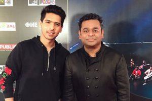 Armaan Malik happy to sing with A R Rahman