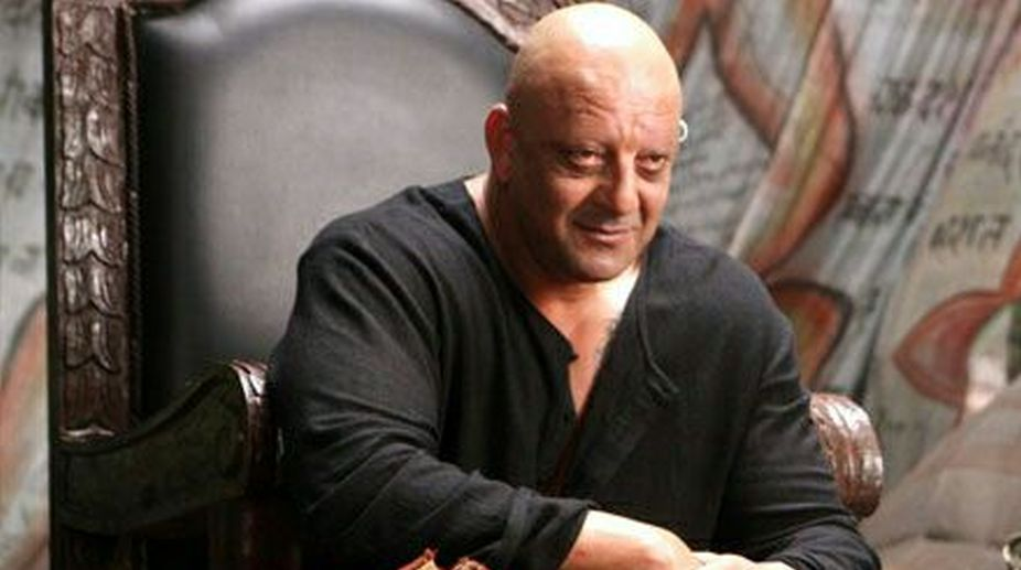 Sanjay Dutt as Kaancha Cheena in 'Agneepath'
