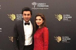 Ranbir Kapoor, Mahira Khan in spotlight yet again