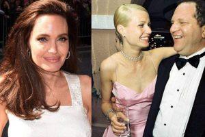 Angelina Jolie, Gwyneth Paltrow were Weinstein's victim, too