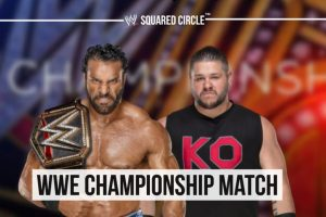 WWE champ Jinder Mahal to face Kevin Owens on December 8