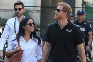 Australia govt pitches for Prince Harry's stag party