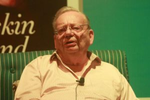 Survived as writer by being practical: Ruskin Bond