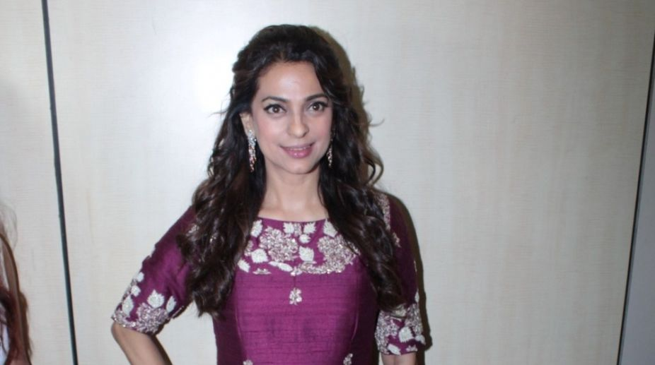 Juhi Chawla's next an emotional, family entertainer - The