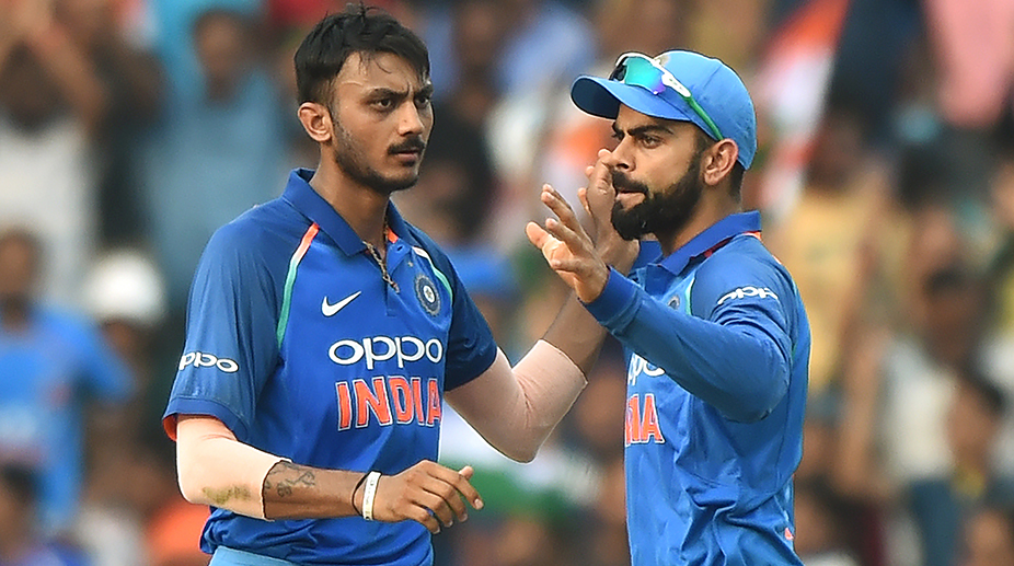 Don't talk to Ravi Shastri too much on bowling: Axar Patel