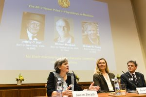 Three scientists win Nobel Prize in Chemistry