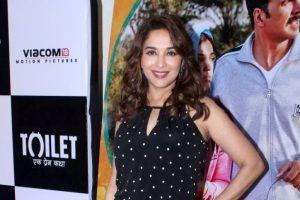 Madhuri Dixit-Nene all set to make her Marathi debut