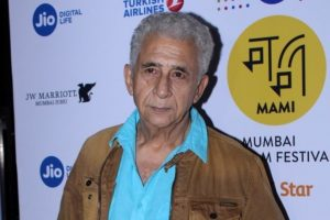 Actor's film choices reflect political, social beliefs: Naseeruddin Shah