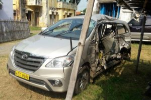 Myanmar's Consul General dies in Jharkhand road accident