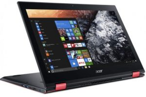 Acer Nitro 5 Spin convertible gaming laptop with Intel 8th gen, NVIDIA GTX 1050 launched