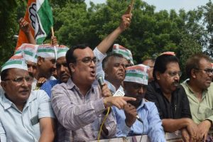 Congress accuses BJP, AAP of playing politics over metro fare hike