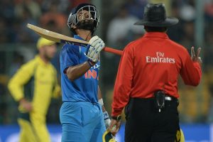Ajinkya Rahane not upset after being axed from India's T20I squad