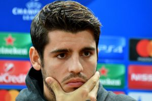 London has too much stress: Chelsea forward Alvaro Morata