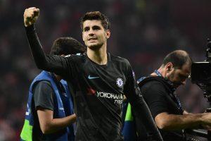 Chelsea striker Alvaro Morata targeting return vs Crystal Palace