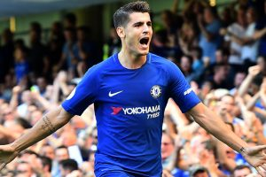 Chelsea forward Alvaro Morata's latest Instagram post proves he's a hopeless romantic