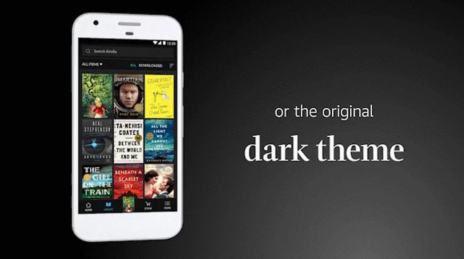 Amazon revamps Kindle app with fresh design, new features