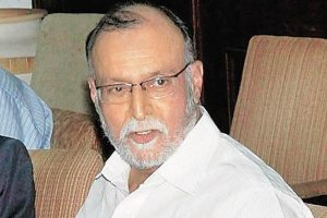 Kejri protest misleading public, says Baijal
