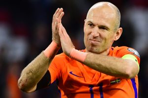 Arjen Robben retires from Netherlands duty