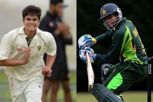 New guards take stance: Inzamam's nephew, Sachin's son set for debuts