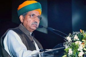 PM Modi 'best doctor' to cure India of major 'diseases': Meghwal