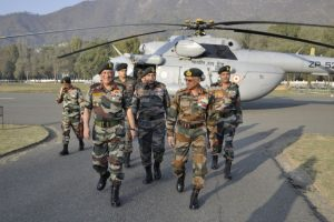 Defence Minister's visit to Arunachal a source of motivation: Army Chief