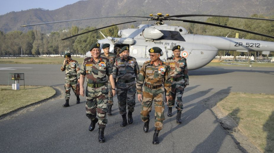 Indian Army, cross-border firing, Pakistani soldiers