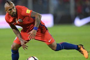 Chile's 'warrior' Arturo Vidal backtracks over retirement