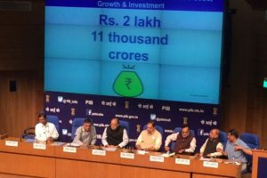 Cabinet approves Rs 2.11 lakh crore recapitilisation for public sector banks