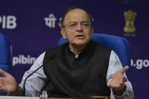 Arun Jaitly mocks quota deal between Congress, PAAS