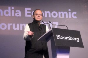 Note ban was to change the way India spends: Jaitley