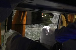 Nine killed in bus mishap