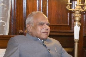 Banwaharilal Purohit sworn in as TN Governor