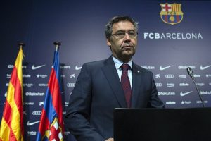 Closed-door match most responsible choice: Barcelona president