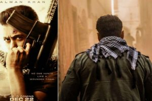 Salman Khan looks fierce in the first look of 'Tiger Zinda Hai'
