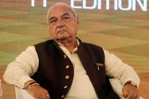 Hooda to chair Congress sub-group on agri, employment, poverty alleviation