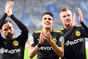 German Cup: Bayer Leverkusen, Borussia Dortmund progress
