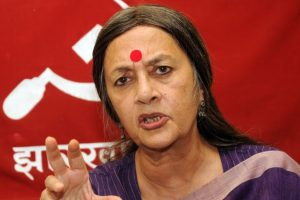Redraft forest policy: Brinda Karat