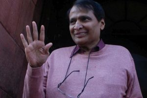 New industrial policy soon: Suresh Prabhu