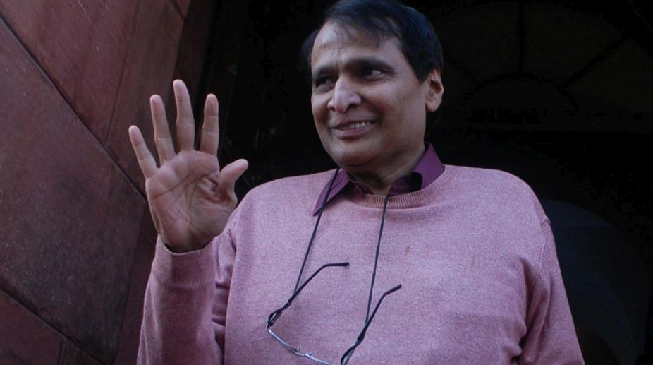 Suresh Prabhu, airlines, private airline, DGCA