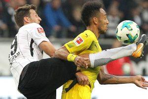 Bundesliga: Dortmund held; Leverkusen rout Monchengladbach