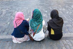 Burqa's evolution