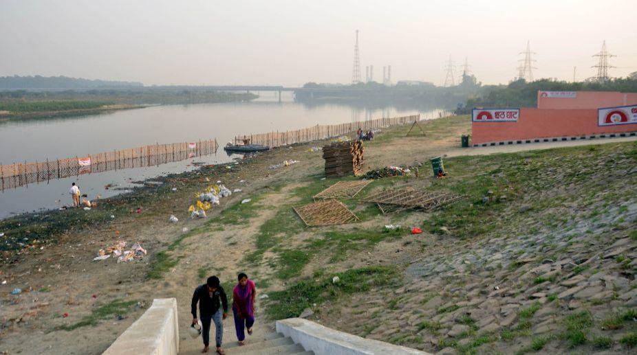 Yamuna river, Yamuna pollution, Ganesh Chaturthi, puja ingredients, civic authorities