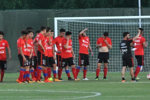 FIFA U-17 World Cup: Humid conditions causing problems for Chileans